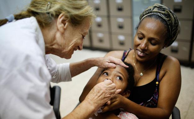 סיוע רפואי מוגבר לאזור הדרום (צילום: רויטרס)