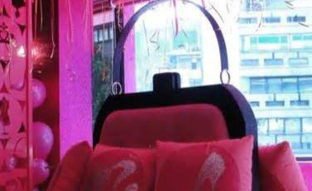 מסעדות מטורפות, ברבי ספה, צילום מעמוד הפייסבוק (צילום: מעמוד הפייסבוק)