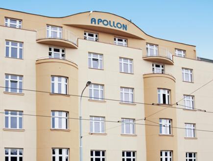 apollonprague מלונות 2013, אתר המלון