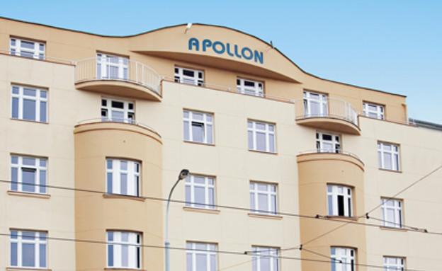apollonprague מלונות 2013, אתר המלון (צילום: אתר המלון)