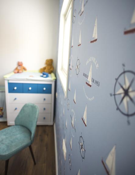 מירב שדה, חדר ילדים גובה, צילום סיון אסקיו (צילום: סיון אסקיו)