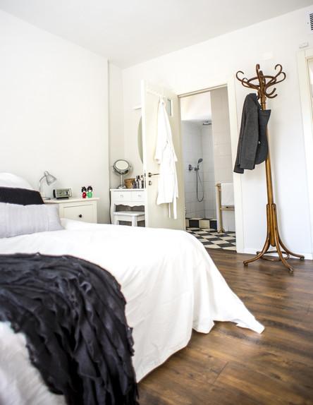 מירב שדה, חדר שינה גובה, צילום סיון אסקיו (צילום: סיון אסקיו)