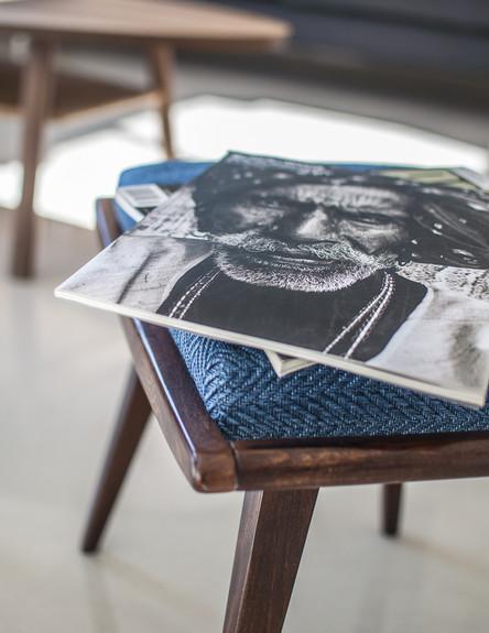 מירב שדה, סלון כיסא גובה, צילום סיון אסקיו (צילום: סיון אסקיו)