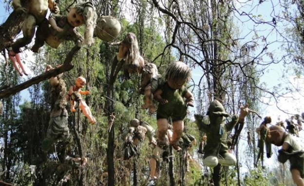אי הבובות התלויות (צילום: lostateminor.com)