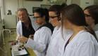מעבדה (צילום: אבשלום דוד, מקווה ישראל)