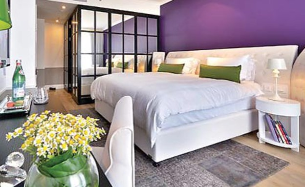 מלון אינדיגו (צילום: איתי סיקולסקי)