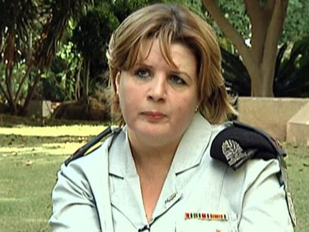"""תא""""ל אורנה ברביבאי (צילום: חדשות 2)"""