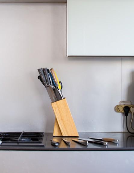 מטבחי שף, אהרוני סכינים גובה, צילום בני גמזו (צילום: בני גמזו)