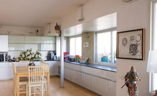 מטבחי שף, אהרוני שולחן, צילום בני גמזו (צילום: בני גמזו)