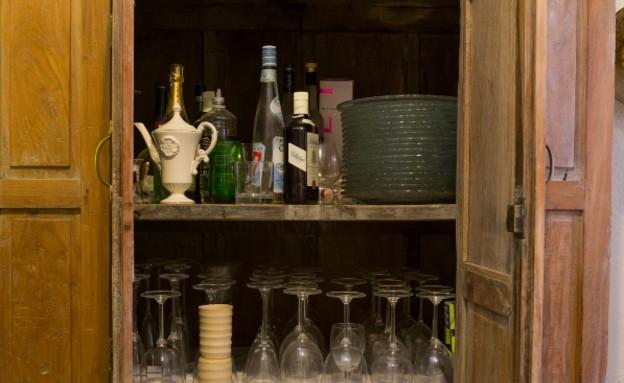 מטבחי שף, ניר צוק, ארון פתוח, צילום בני גמזו (צילום: בני גמזו)