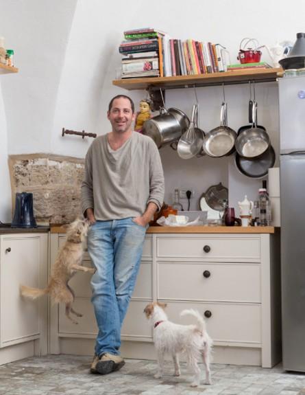 מטבחי שף, ניר צוק, כלבים גובה, צילום בני גמזו (צילום: בני גמזו)