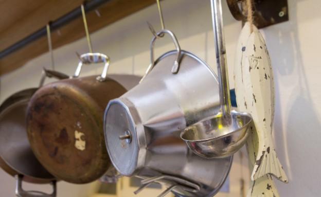 מטבחי שף, ניר צוק, סירים, צילום בני גמזו (צילום: בני גמזו)