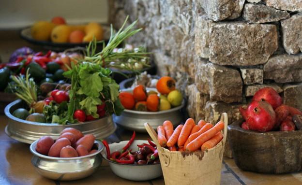 מטבחי שף, ארז ירקות, צילום עידן קינן (צילום: עידן קינן)