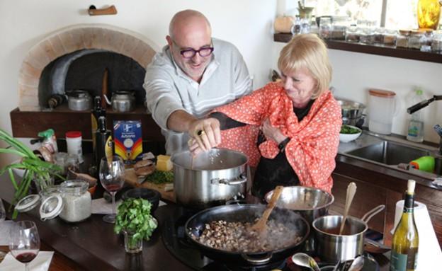 מטבחי שף, ארז מבשלים, צילום ארז שלו (צילום: ארז שלו)