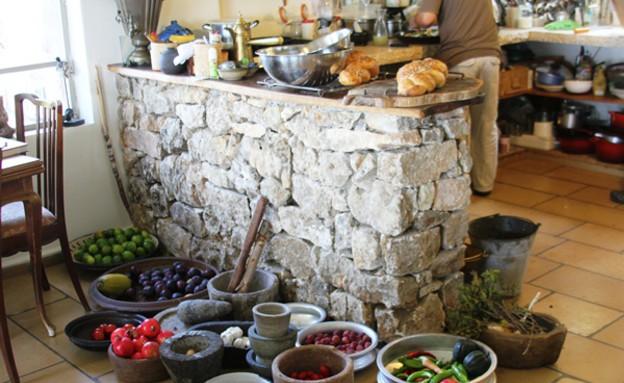 מטבחי שף, ארז רצפה, צילום עידן קינן (צילום: עידן קינן)