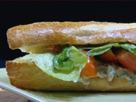 סטיק סנדוויץ' סינטה של מסרט וולדמיכאל (תמונת AVI: mako)