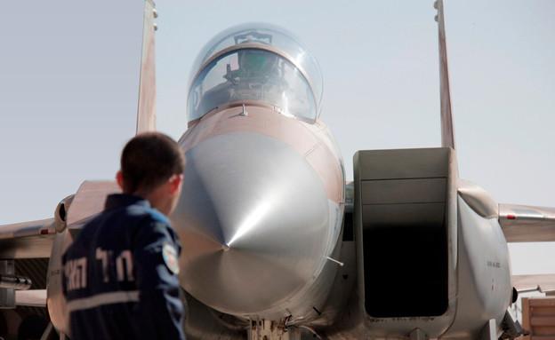 טייסת הפטישים (צילום: שי לוי)