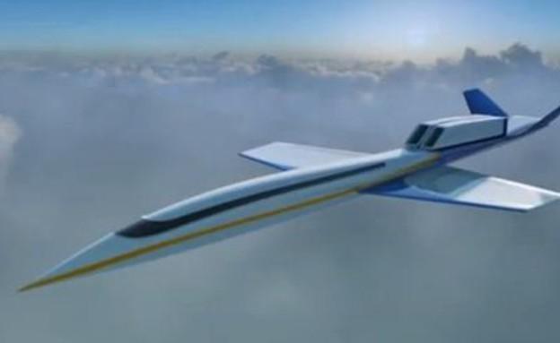 מטוס מנהלים על קולי (צילום: צילום מסך מתוך  reddit)