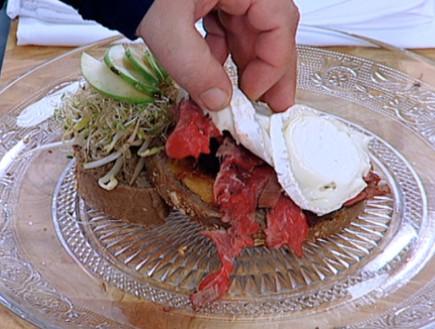 סנדוויץ' אירופה של נטע רפאלה מרוקו
