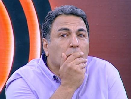 חיים כהן בוכה באודישן של שפרי