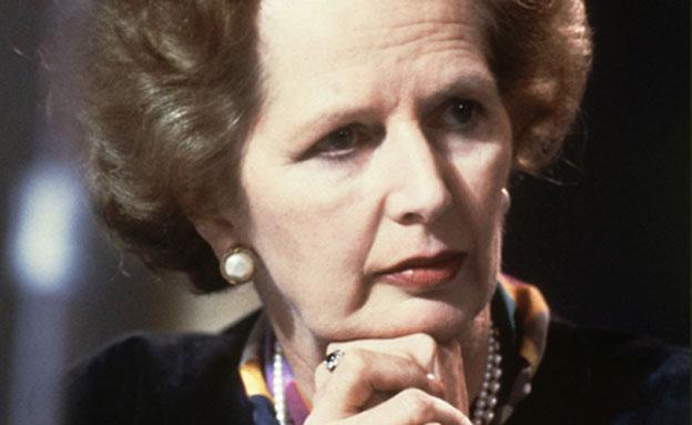 """ר""""מ בריטניה לשעבר מרגרט תאצ'ר (צילום: AP)"""