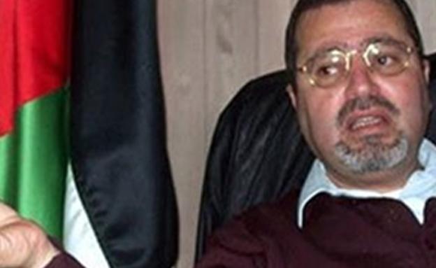 השגריר הפלסטיני ג'מאל אל ג'מאל
