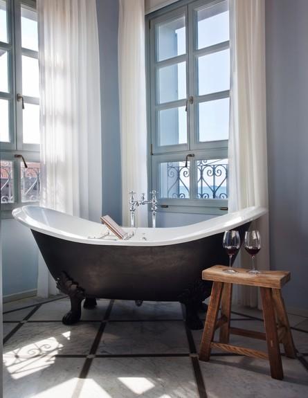 סוויטות, מלון אפנדי, אמבטיה