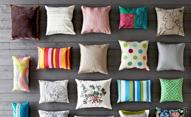 כריות איקאה (IKEA USA) (צילום: IKEA USA)