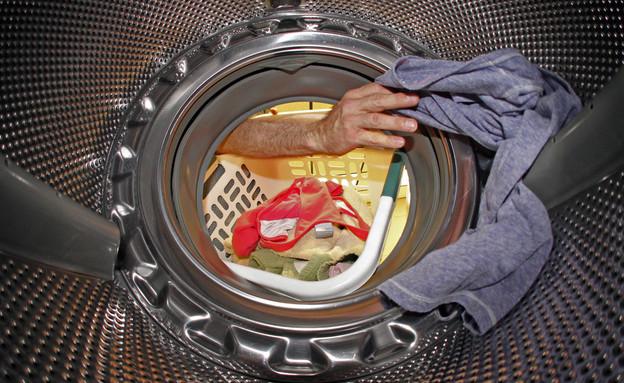 מכונת כביסה (צילום: ap)