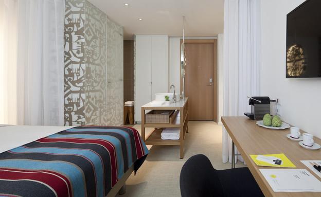 עוד חדר, מלון מנדלי (צילום: עמית גירון)