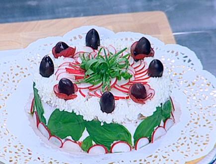 עוגת הסנדוויץ' של ליאור סולומון