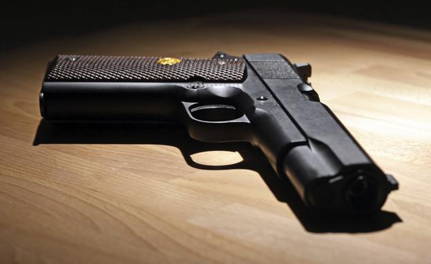אקדח (צילום: ThinkStock)