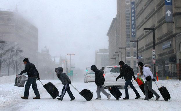 כבר אפשר לצאת לרחובות (צילום: רויטרס)