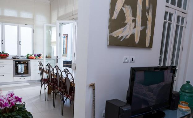 מטבחי שף, רושפלד, כיסאות (צילום: בני גמזו)