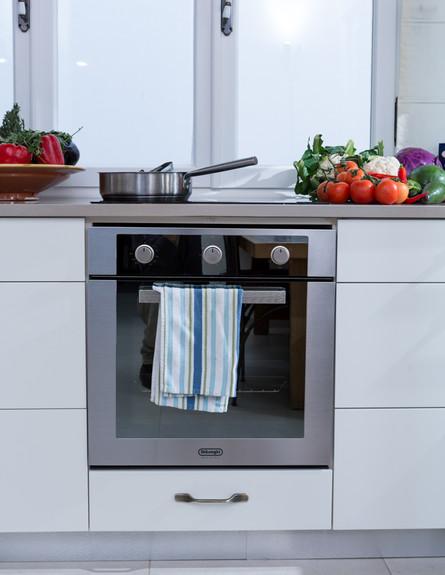 מטבחי שף, רושפלד, תנור גובה (צילום: בני גמזו)