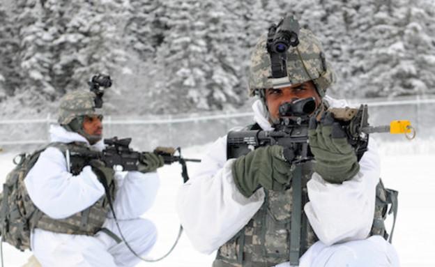 היחידה ההודית ללוחמה הררית (צילום: צבא ארצות הברית)