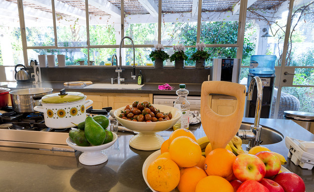 מטבחי שף, חיים כהן, פירות (צילום: בני גמזו)