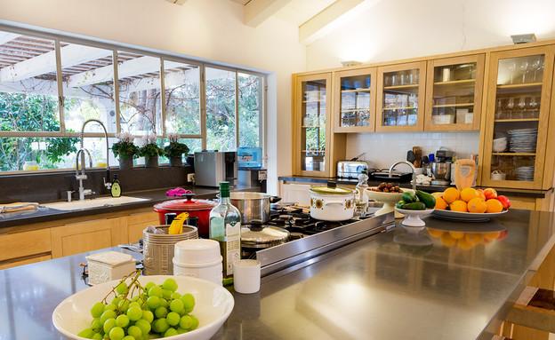 מטבחי שף, חיים כהן, שיש (צילום: בני גמזו)