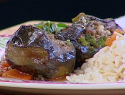 המנה של הלן אסעד (תמונת AVI: mako)