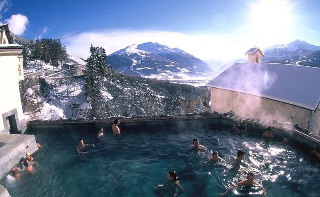 בורימו, ספא באתרי הסקי