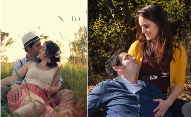 תמונות אירוסין- הבדלי מגדר (צילום: twentytwowords/malia moss)