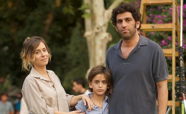 כל המשפחה (צילום: רועי ברקוביץ)