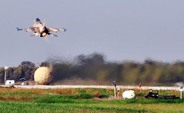 מטוס חיל האוויר, ארכיון (צילום: דובר צהל)