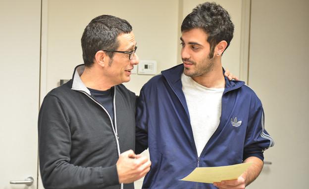 תחרות פיצ'ים - המכללה למנהל וקשת (צילום: עידן גרוס)