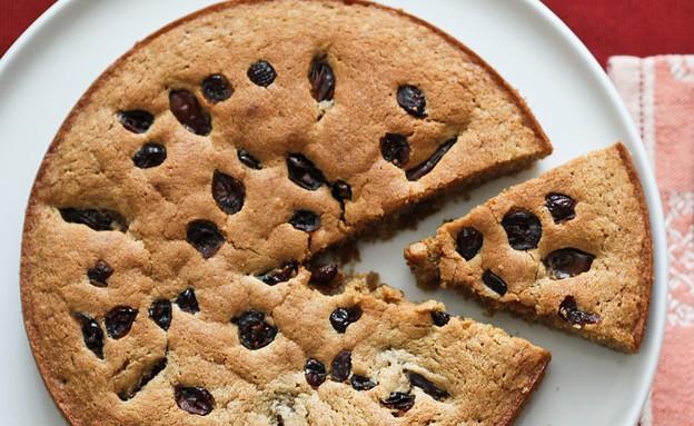 """עוגת ט""""ו בשבט (צילום: עידית נרקיס כ""""ץ, אוכל טוב)"""