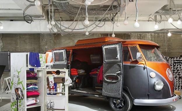 חנויות קונספט, סופרמרקט רכב, צילום  (צילום: reMiks )