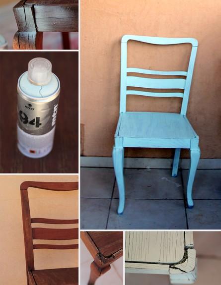 מרפסת, לירון גונן, כיסא