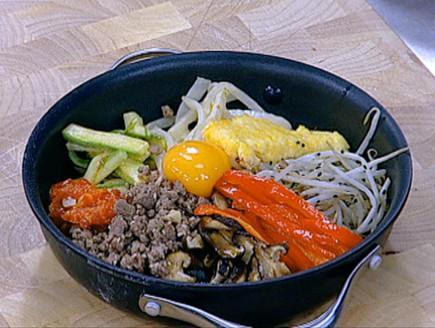 המנה של בועז צרפתי (תמונת AVI: mako)