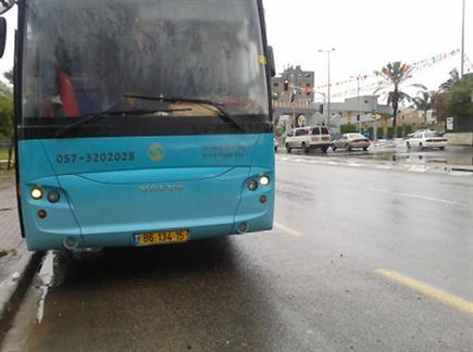 שתי יריבות באותו האוטובוס. רעיון מעניין (באדיבות: דאבל פס) (צילום: ספורט 5)
