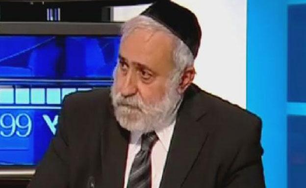 """צפו בח""""כ ניסים זאב מתפתל בשידור (צילום: ערוץ הכנסת)"""